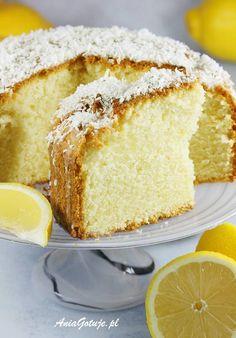 Ciasto cytrynowe | AniaGotuje.pl