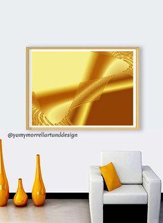 $40  Buy Shiny golden Art Print by yamymorrellartanddesign. Worldwide shipping available at Saatchiart.com  *  #abstract #art #shinyprint #digitalart #creativedesign #arte #homedecor #decoration #abstracto #textureart #diseñocreativo #metallic #mockup  #walldecor #golden #dorado New Media, Fine Art Paper, Mockup, Giclee Print, Saatchi Art, Digital Prints, Abstract Art, Metallic, Art Prints