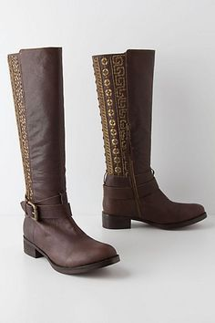 Anthropology Boots