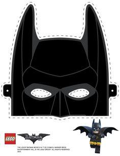 Mask cutout - Batman