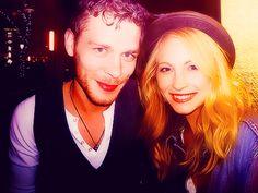 Caroline & Klaus Vampire Diaries