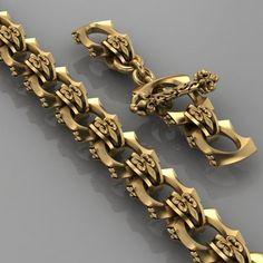 bracelet 105 | 3D Print Model
