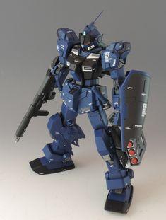 HGUC ペイルライダー. For more Gundam and mecha, visit http://hangmen13.blogspot.com/