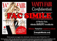 Coupon per copia omaggio Vanity Fair - http://www.omaggiomania.com/riviste/coupon-per-copia-omaggio-vanity-fair/