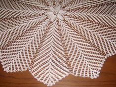 Diy Crafts - There are many different crochet patterns like scarf patterns ,baby patterns, Afgan patterns. You can crochete many different items for y Crochet Doily Diagram, Crochet Motif Patterns, Crochet Headband Pattern, Filet Crochet, Crochet Designs, Crochet Doilies, Crochet Lace, Scarf Patterns, Baby Patterns