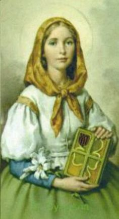 """""""Saint Dymphna is the patron saint of mental and emotional illness."""" So many people are suffer and their family and loved ones also. Many prayers to this beautiful Patron Saint. Catholic Prayers, Catholic Saints, Roman Catholic, Catholic Catechism, Patron Saints, St Dymphna, Catholic Online, Christian Wife, Prayer Cards"""