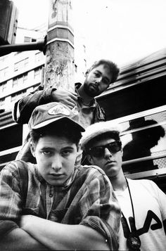 Beastie Boys (we realize they're 'Y' and 'G' but not officially 'B', but we understand)