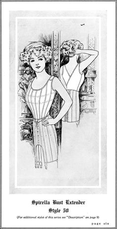 Spirella bust extender from http://commons.wikimedia.org/wiki/File:SpirellaAccessories1913page6.png