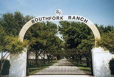 Southfork Ranch, north of Dallas, Tx.