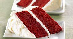 Pastel red velvet | Como Hacer Pasteles