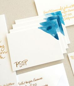Los Angeles Calligrapher, Hand Written Calligraphy, Wedding Invitations