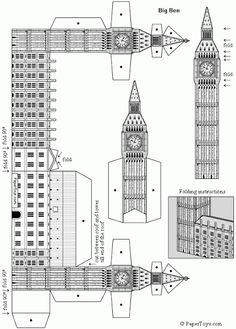 COUTURE CRAFT: HOW TO MAKE A BIG BEN!