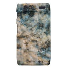 Granite Textures Droid RAZR Cases From Florals by Fred #gift #photogift #zazzle