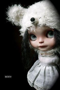 Iriscutom Blythe Art Doll | Flickr - Photo Sharing!