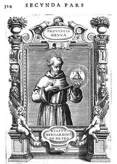 Bl Bernardine of Feltre