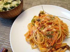 日曜のお家ランチ♪ - 14件のもぐもぐ - ナポリタンスパゲッティ  卵スープ by ulysses