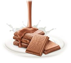 Chocolate El Corte Ingles on Behance