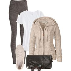 """Barley and Oatmeal"" by orysa on Polyvore"