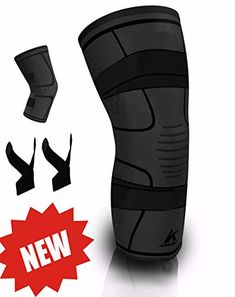 b6da7ba876 Searching for gifts inspiration for seniors ... Knee Brace Compression  Sleeve with 2 Removable