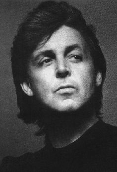Paul McCartney.  How can one person be so lovely?
