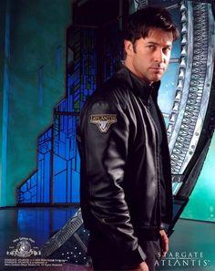 Joe Flanigan as John Sheppard from Stargate Atlantis