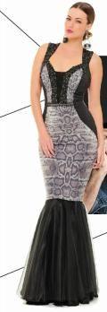 vestido sereia www.anasilva.com.br