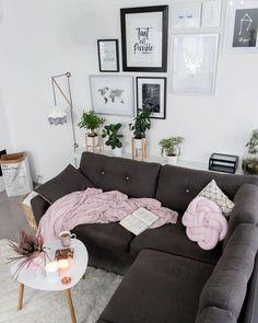 Schon Scandi Love ♥ Ganz Egal, Ob Im Wohnzimmer Oder Im Schlafzimmer, Das  Beistelltisch Set Latte Ist Der Perfekte Begleiter Für Ein Interior Im ...