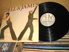 Bell & James – Bell & James - Lp vg++ with LyricsInner