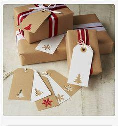 Tags - Christmas Tree -