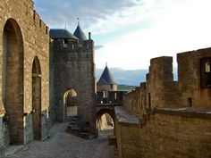 Carcassonne would have to be one of the most well preserved medieval cities in France. It's a great place to step back in time and get a feel what it would have been like to live in the Middle Ages.