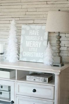 Chic Modern Christmas Decorations