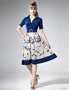 Leona Edmiston Fern dress