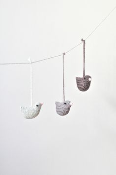 Ravelry : SusanneS-vVs Spring Chicks