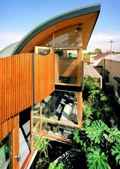 Innovative Sustainable Architecture North Carlton Green House