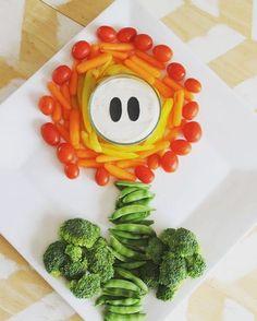 #mario #fireflower #nintendo #alimento