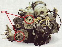 Suzuki RP68 3 cyl 50cc Racer