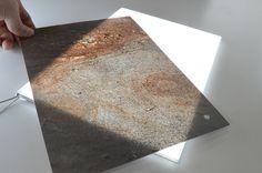 Illuminated Stone Veneer