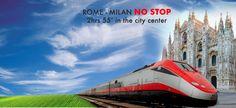 Frecciarossa www.trenitalia.it - Italian state-run trains