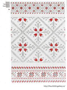 Cross Stitch Borders, Cross Stitch Samplers, Cross Stitching, Cross Stitch Patterns, Hardanger Embroidery, Cross Stitch Embroidery, Hand Embroidery, Craft Patterns, Knitting Patterns