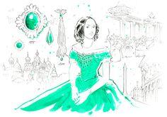 Princess Zenaïde Youssoupov for Mellerio