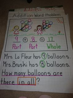 Love 2 teach math 2oa2 addition anchor charts math addition 2nd grade math anchor charts love 2 teach math ccuart Gallery