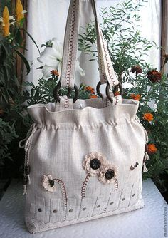 cinch, drawstring tote bag.. inspiration