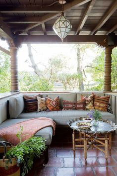 Terrific This 1930s Spanish bungalow in the Hollywood Hills is transformed into a beautiful abode by interior designer, Katie Hodges for a growing…  The post  This 1930s Spanish bungalow in the  ..