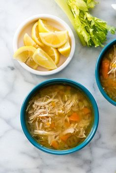 Instant Pot Hearty Chicken Soup. An easy gluten-free recipe for comfort food soup. Made with a pressure cooker, it's a fast recipe that takes little effort. Great to warm the soul and for colds. - BoulderLocavore.com