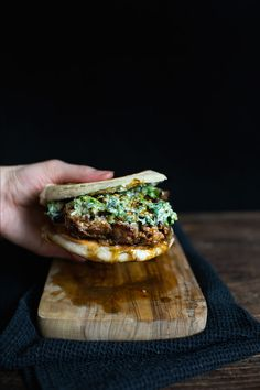 ... lamb meatball burger | Recipe | Lamb Meatballs, Burgers and Lamb
