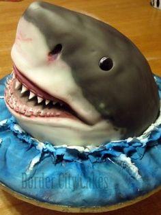 Top Shark Cakes