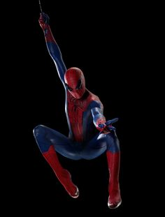 Check out these photos of Peter Parker/Spider – Man (Andrew Garfield) along with Gwen Stacy (Emma Stone) from the new movie. The Amazing Spider – Man opens in theaters […] Spiderman Pictures, Black Spiderman, Spiderman Movie, Amazing Spiderman, Marvel Comics, Hq Marvel, Marvel Heroes, Geeks, Spider Man Series