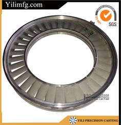 turbocharger spare parts nozzle ring Factory production
