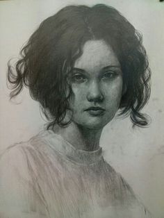 ...pencil drawing !