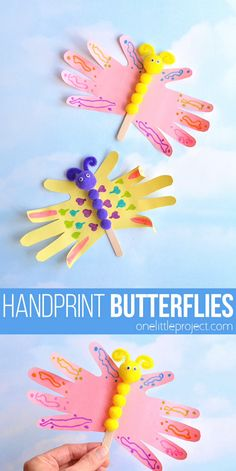 Hand Crafts For Kids, Animal Crafts For Kids, Spring Crafts For Kids, Craft Activities For Kids, Toddler Crafts, Preschool Crafts, Diy For Kids, Kids Arts And Crafts, Elderly Activities